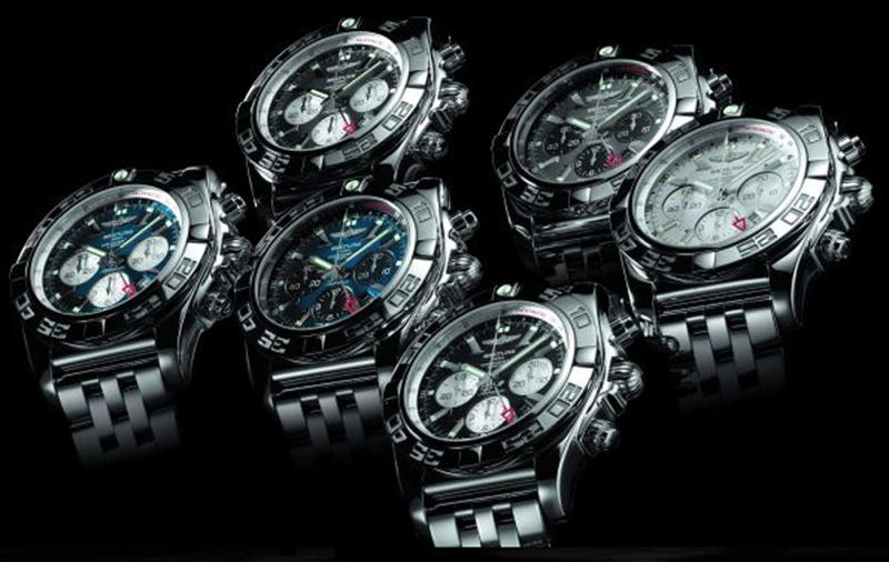 Chronomat GMT Models