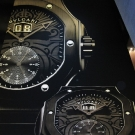 Bulgari Endurer Chronosprint All Blacks Special Edition