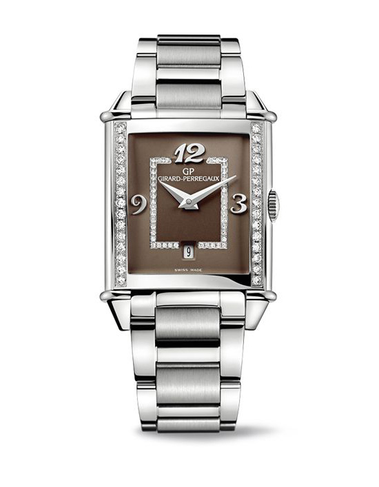 Girard-Perregaux Vintage 1945 Lady Steel Watch