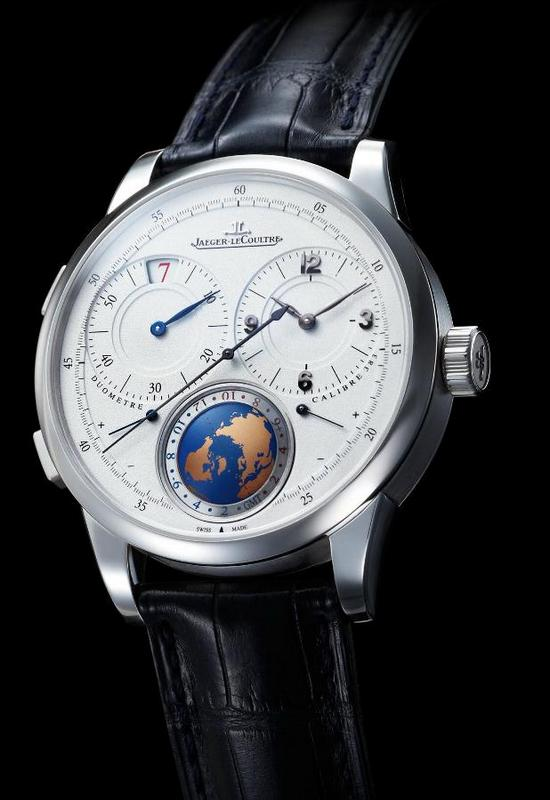 Jaeger-LeCoultre Duomètre Unique Travel Time Watch