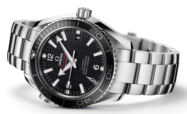 Omega Seamaster Planet Ocean 600m Skyfall Watch
