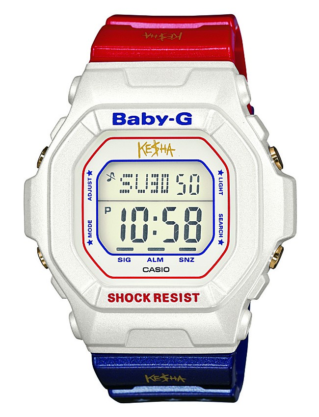 Casio Baby-G Ke$ha Limited Edition Watch BG-5600KS-7