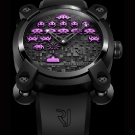 Romain Jerome Space Invaders Purple Watch