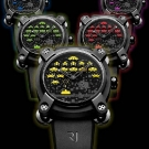 Romain Jerome Space Invaders Watches