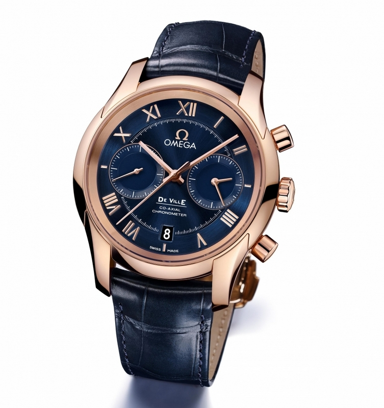 Omega De Ville Chronograph Co-Axial Calibre 9301 Watch