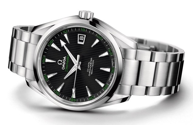 Omega Seamaster Aqua Terra Golf Watch