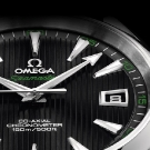 Omega Seamaster Aqua Terra Golf Watch Dial