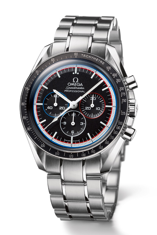 New Omega Speedmaster Moonwatch Apollo 15 Celebrates 40th Anniversary Limited Edition Watch