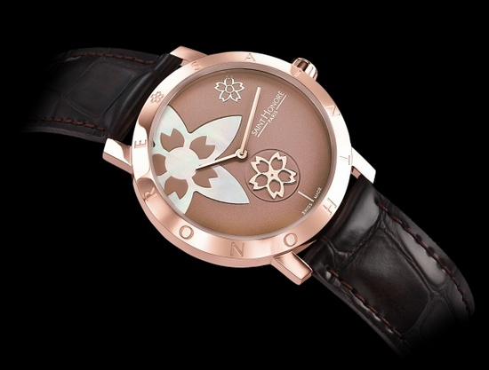 Saint Honore Trocadero Magic Flower Ladies' Watch