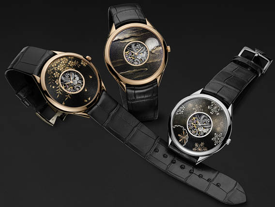 Vacheron Constantin Mtiers d'Art la Symbolique des Laques Series Watches