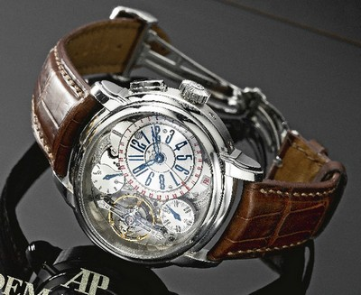 Audemars Piguet Millenary Tradition d'Excellence 5 Watch