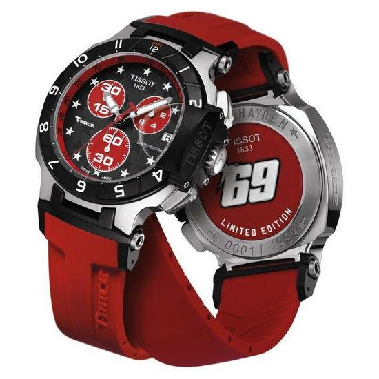 Tissot MotoGP Nicky Hayden Limited Edition 2011 Watch