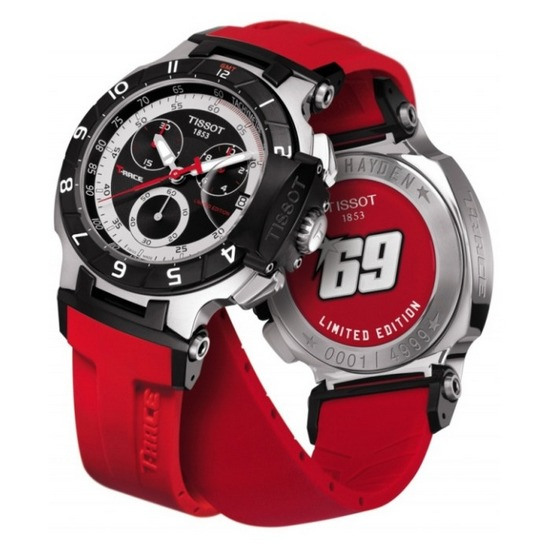 Tissot T-Race Nicky Hayden Limited Edition 2010 Watch