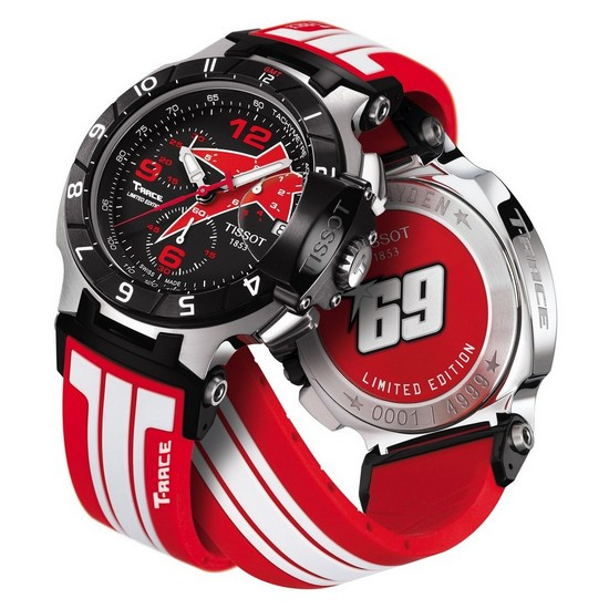 Tissot T-Race Nicky Hayden Limited Edition 2012 Watch