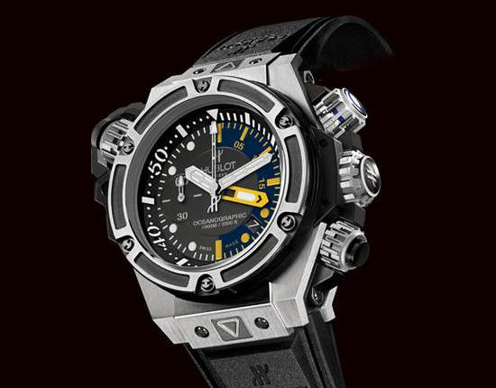Hublot Oceanographic 1000 Dive Chronograph Watch