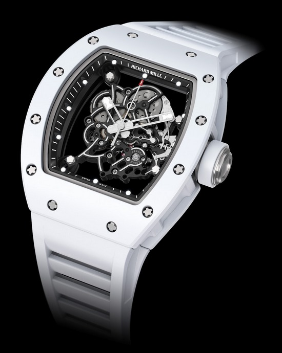 Richard Mille RM 055 Bubba Watson Chronograph Watch