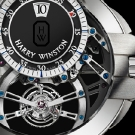 Harry Winston Ocean Tourbillon Jumping Hours Watch Details