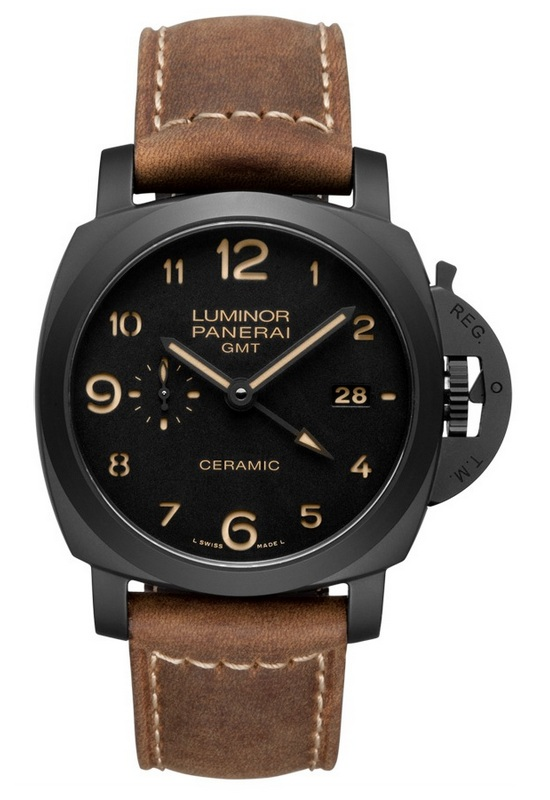 Panerai Luminor 1950 GMT Watch PAM 441