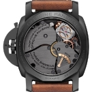 Panerai Luminor 1950 Tourbillon GMT Ceramica 48mm Watch PAM 396 Caseback