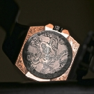 Linde Werdelin Oktopus Moon Tattoo Watch Back