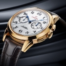 Omega Olympic Official Timekeeper Limited Edition Pink Gold Watch