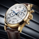 Omega Olympic Official Timekeeper Limited Edition Yellow Gold Watch