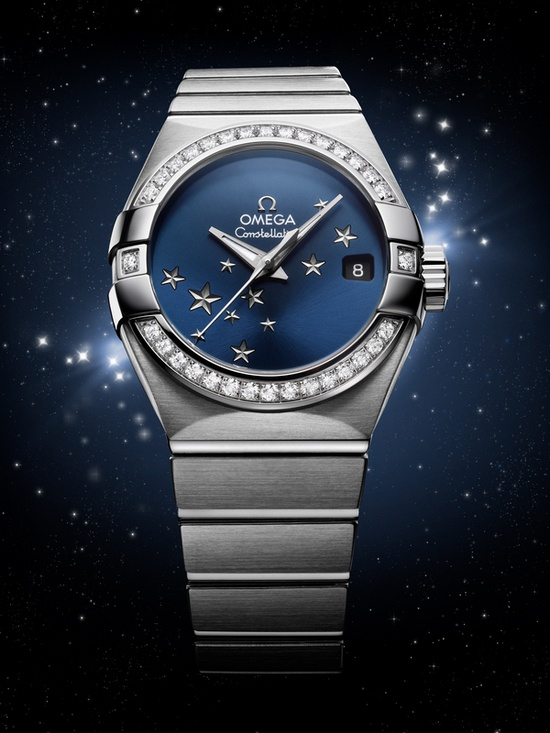 Omega Constellation Orbis Star Watch