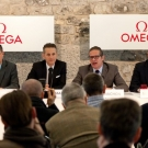 Omega Anti-Magnetic Watch Movement Press Conference