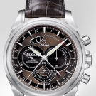 Omega De Ville Co-Axial Chronoscope Watch Steel