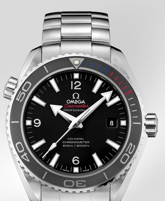 "Seamaster Planet Ocean 45.5 mm ""Sochi 2014"" Specialities Watch"