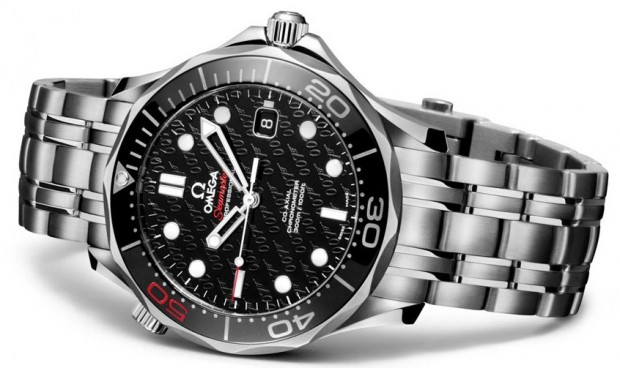 omega releases james bond 50th anniversary seamaster 300m watches watch review. Black Bedroom Furniture Sets. Home Design Ideas