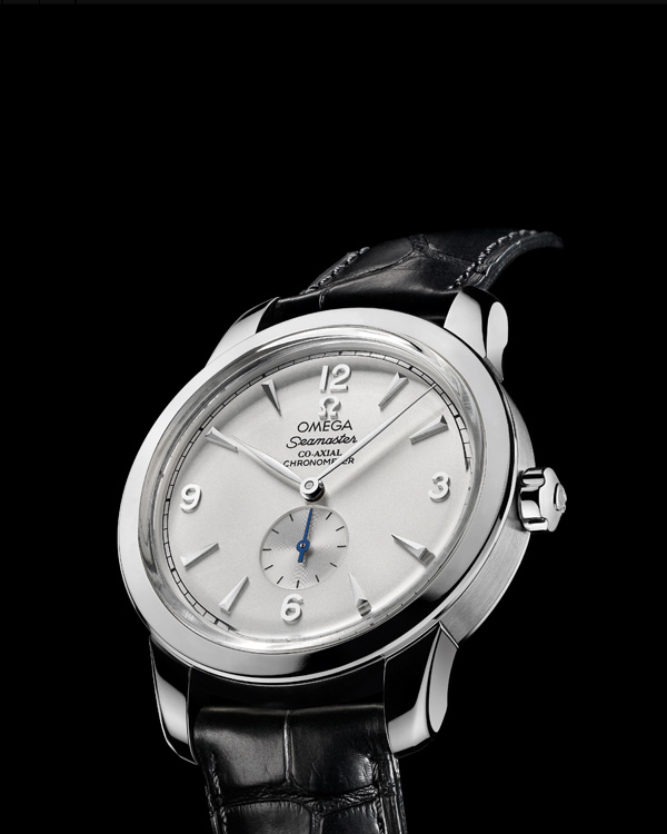 Omega Seamaster 1948 Co-Axial London 2012 Limited Edition