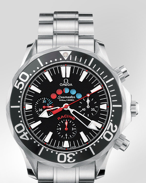Omega Seamaster 300M Racing Chronometer Watch Review