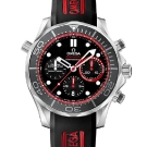 Omega SeamasterDiver ETNZ Limited Edition Watch