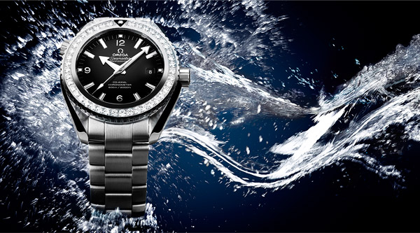 Omega Seamaster Planet Ocean Ladies