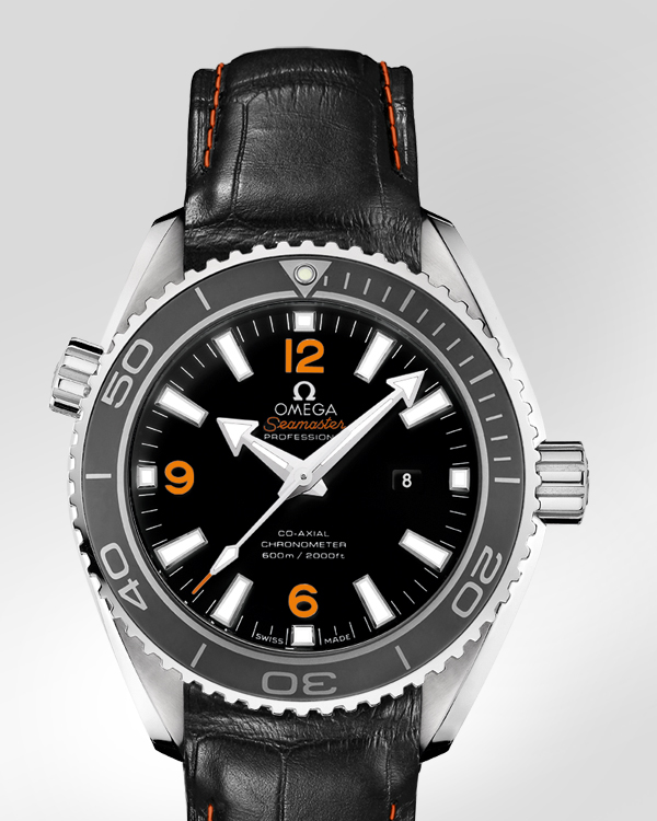 omega seamaster planet ocean ladies watch