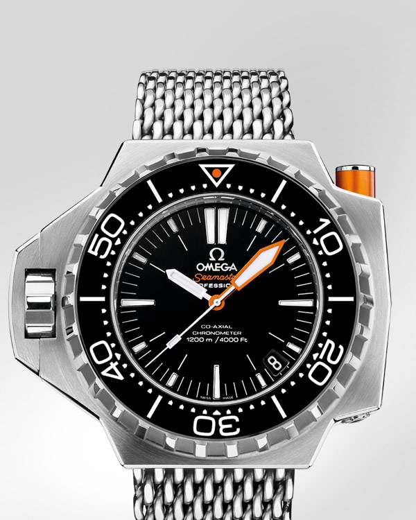 Omega Seamaster Ploprof 1200m Watch Watch Review