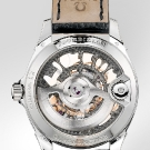 Omega Skeleton Central Tourbillon Co-Axial Platinum Limited Edition Watch Caseback