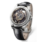 Omega Skeleton Central Tourbillon Co-Axial Platinum Limited Edition Watch