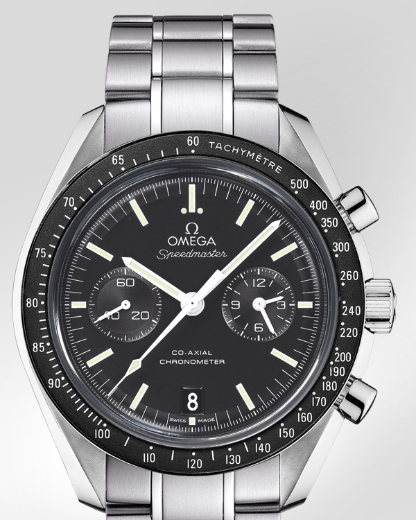 Omega Speedmaster Co-Axial Chronograph Watch Stainless Steel