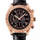 omega-speedmaster-day-date-watch-red-gold-on-leather-strap