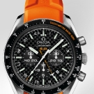 Omega Speedmaster HB-SIA Co-Axial GMT Chronograph Watch
