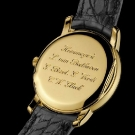 Vacheron Consantin Chagall et l'Opera de Paris Tribute to 4 Composers Watch Caseback