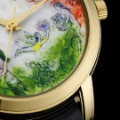 Vacheron Consantin Chagall et l'Opera de Paris Tribute to 4 Composers Watch Dial Detail