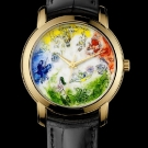 Vacheron Consantin Chagall et l'Opera de Paris Tribute to 4 Composers Watch Front
