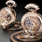 Bovet 7-Days Tourbillon Reversed Hand Fitting Dragon & Phoenix Only Watch 2011