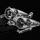 "MB&F Horological Machine No.4 Thunderbolt ""Flying Panda"""