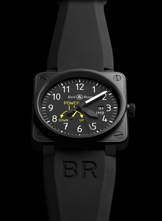 Bell & Ross BR01-97 Climb Watch