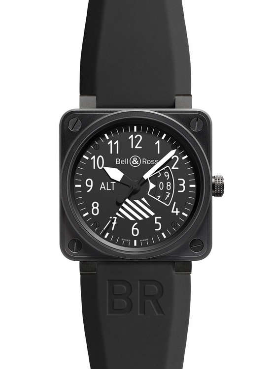 Bell & Ross BR01 Altimeter Watch