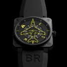 Bell & Ross BR01-92 Heading Indicator Watch